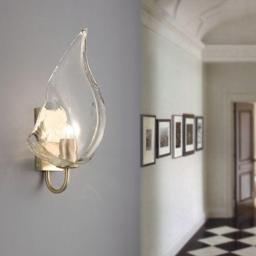 Traditional wall light / Murano glass OTELLO A la murrina | 壁灯 ...