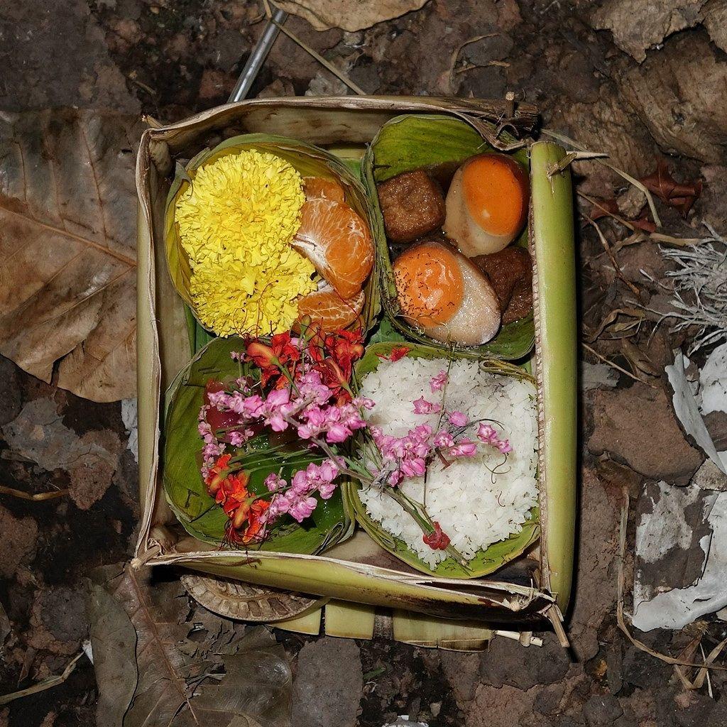 """Spiritual Offerings"" by Akkara Naktamna"