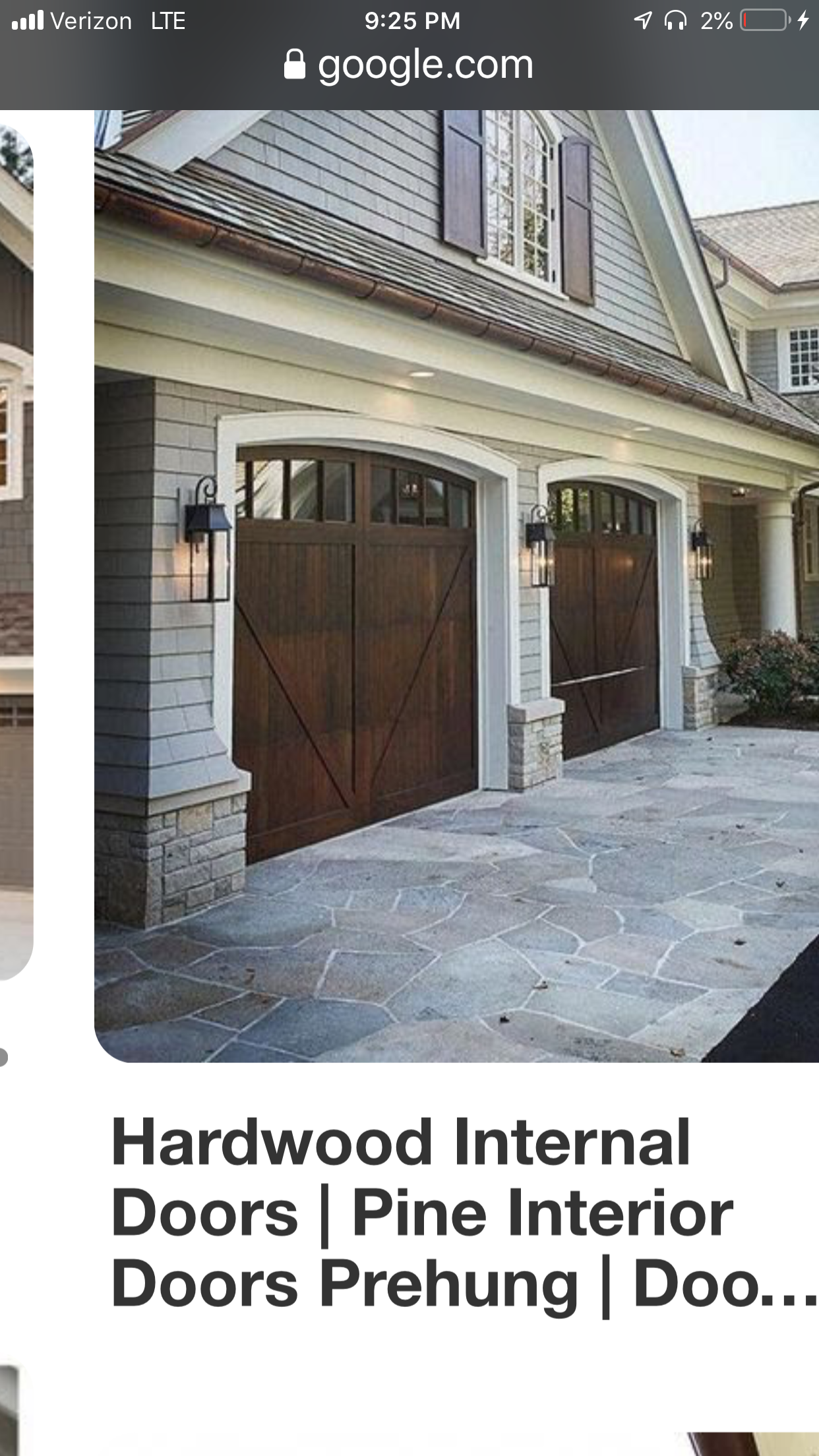Pin By Dayle Lankford On Hideaway Garage With Images Hardwood Internal Doors