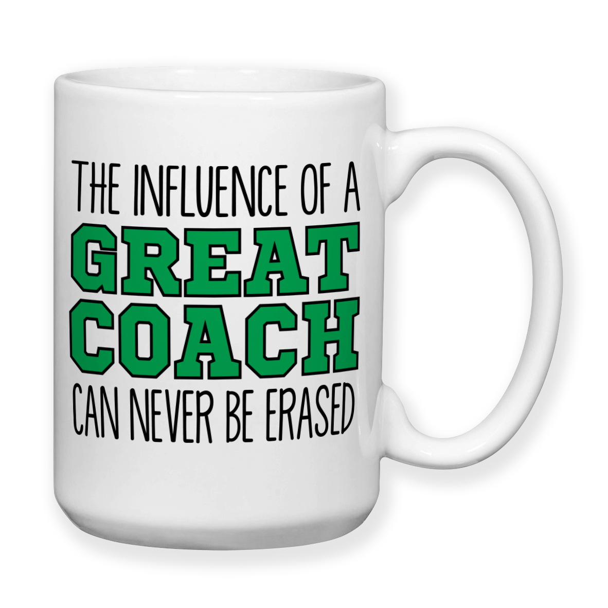 The Influence Of A Great Coach Can Never Be Erased Coffee