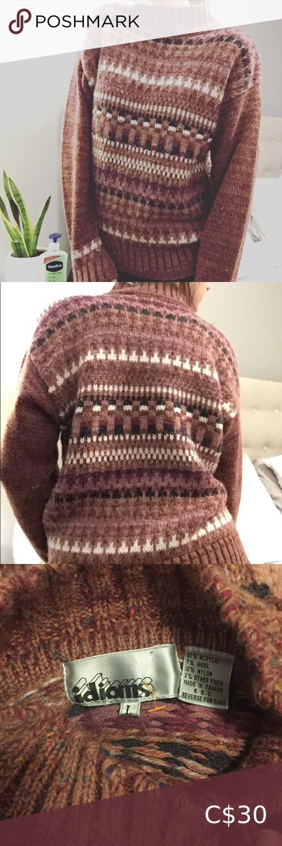 Idioms Semi Turtleneck Sweater Idioms Semi Turtlen