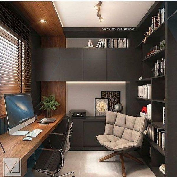 Interior Designmodern Home Office: Modern Office Interiors Ideas 55
