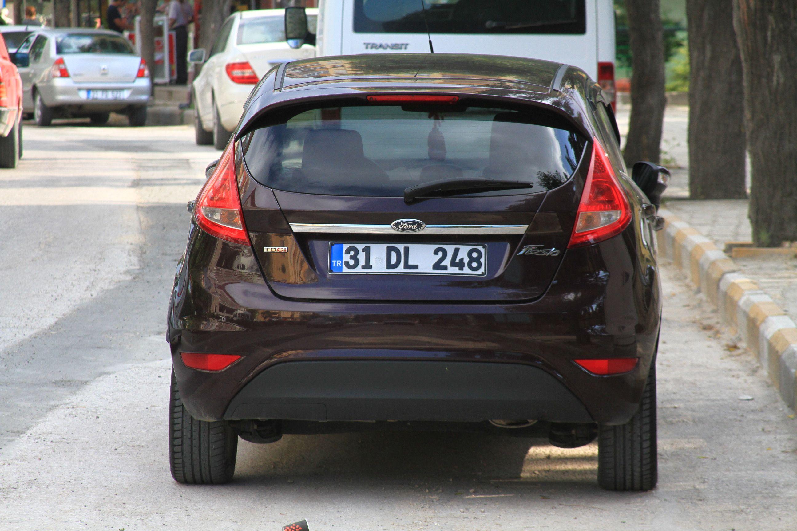 Ford Fiesta 1.4 TDCi 75hp - Mk6