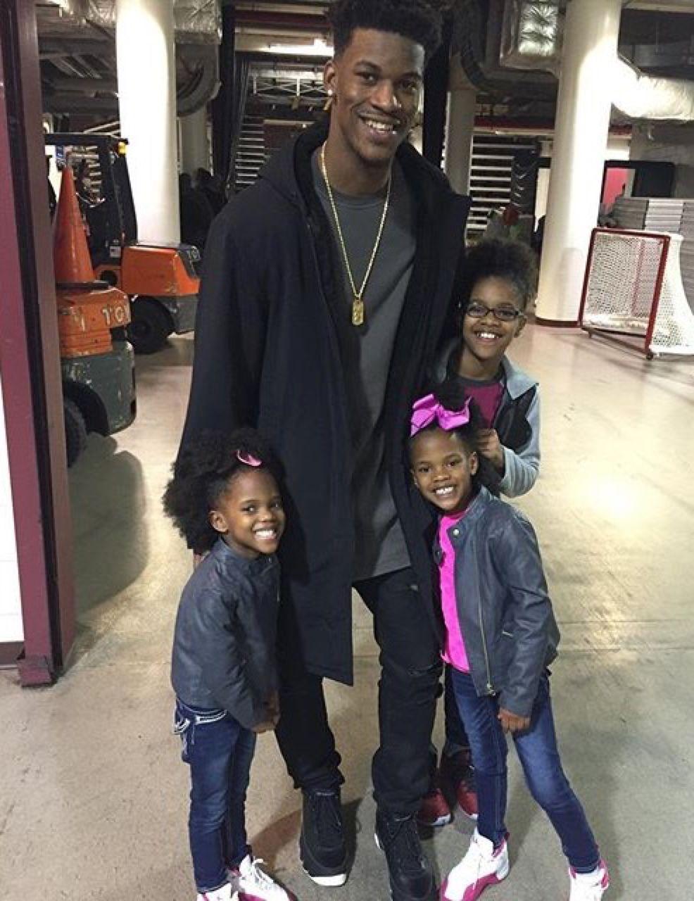 Chicago Bulls guard Jimmy Butler in the Derek... A Blog