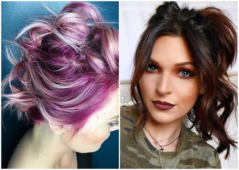 kurze haare färben | Hair | Pinterest