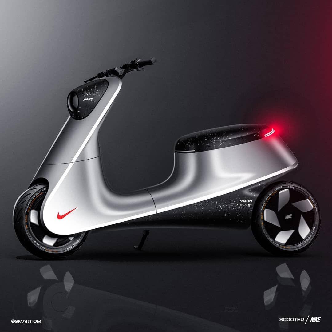 Artem Smirnov On Instagram Nike Scooter Collaboration Scooter