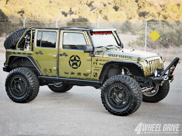 Jeep Wrangler Unlimited Jeep Wrangler Off Road 2010 Jeep