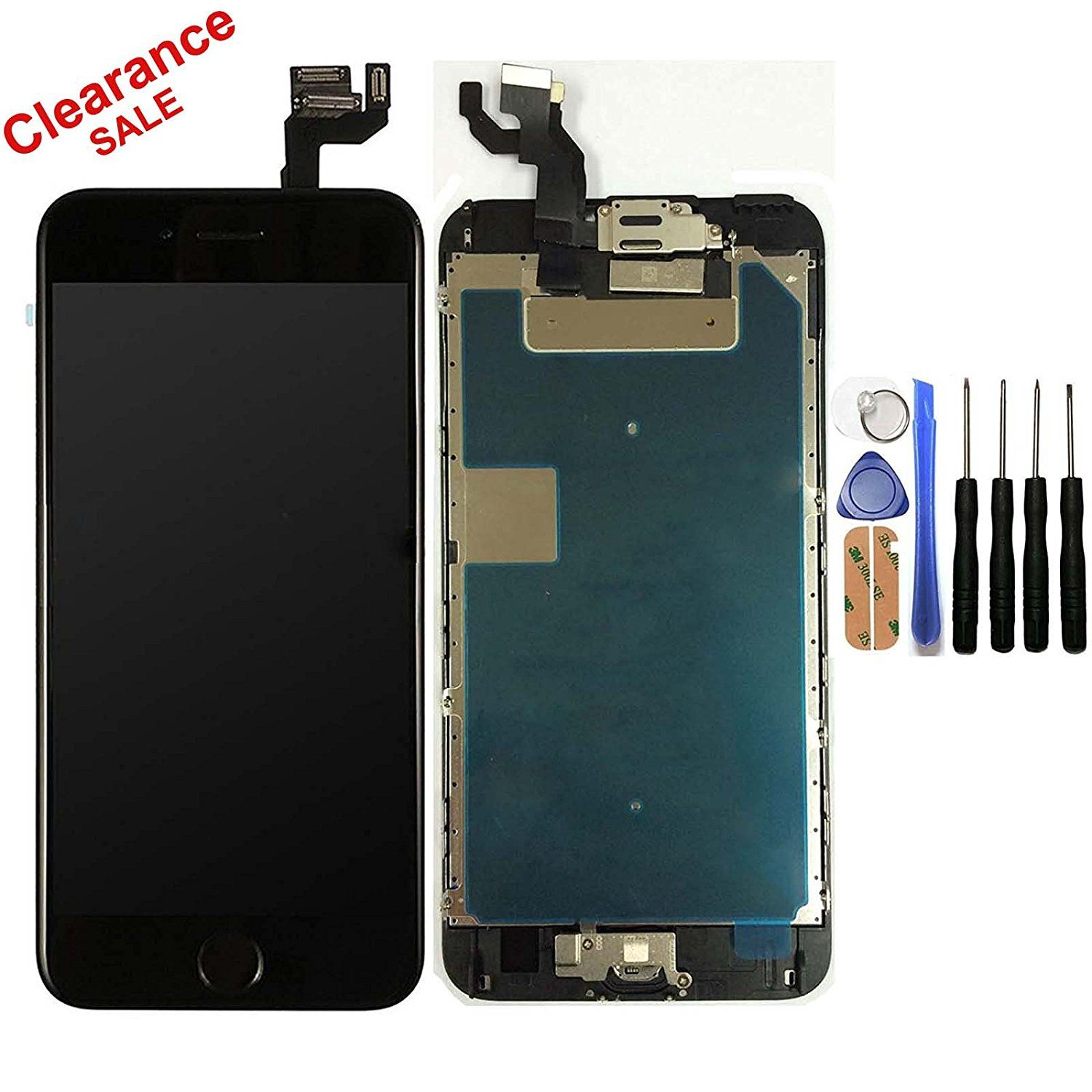 Cellphoneage For IPhone 6S Plus 5.5 Inch New LCD Touch
