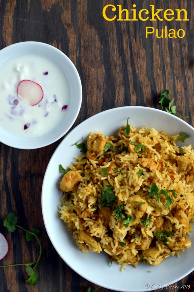 How To Make Chicken Biryani At Home