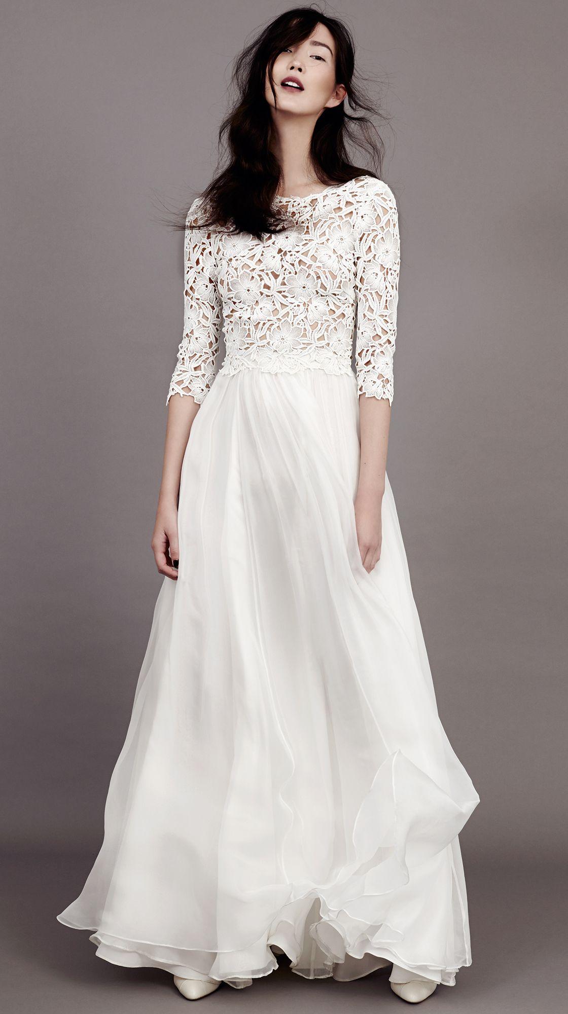 Pin by Tatiana on Fashion   Pinterest   Wedding, Stunning wedding ...