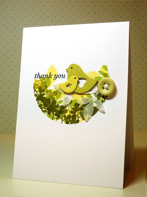 Thank You by *茵~, via Flickr
