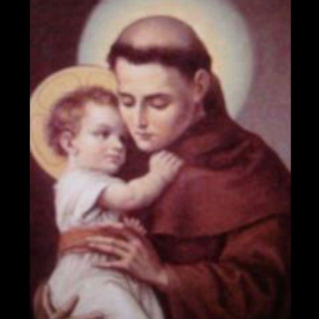 Dear saint anthony prayer
