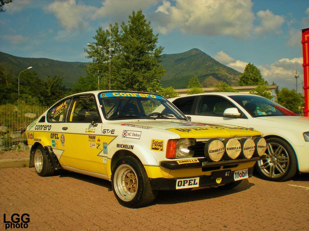 Opel kadett gt e by franco roccia on deviantart