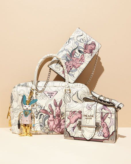 a2d93f1283b3 Prada Glace Rabbit collection