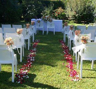 la decoraci n para el altar en la boda decoracion en On color de la casa al aire libre 2018