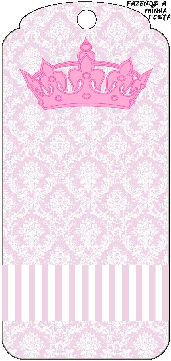 Coroa de Princesa Provençal - Kit Completo com molduras para ...