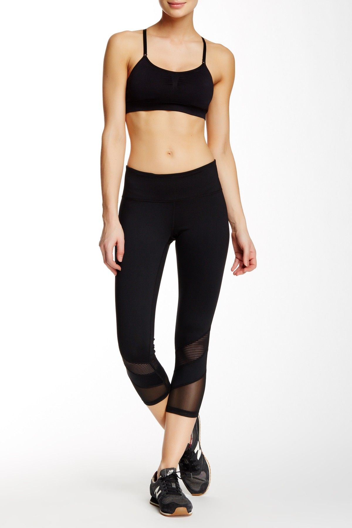 Stargazer Capri Pant by Z By Zella on @nordstrom_rack... I have been seeing these on women at the gym, I want