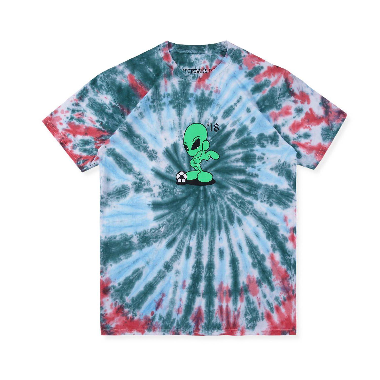 Buy Goshaalien Football Tie Dye Astroworld Merch Tie Dye T Shirts Tie Dye Dye T Shirt [ 1500 x 1500 Pixel ]