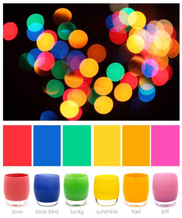 Farbenlehre Und Farben