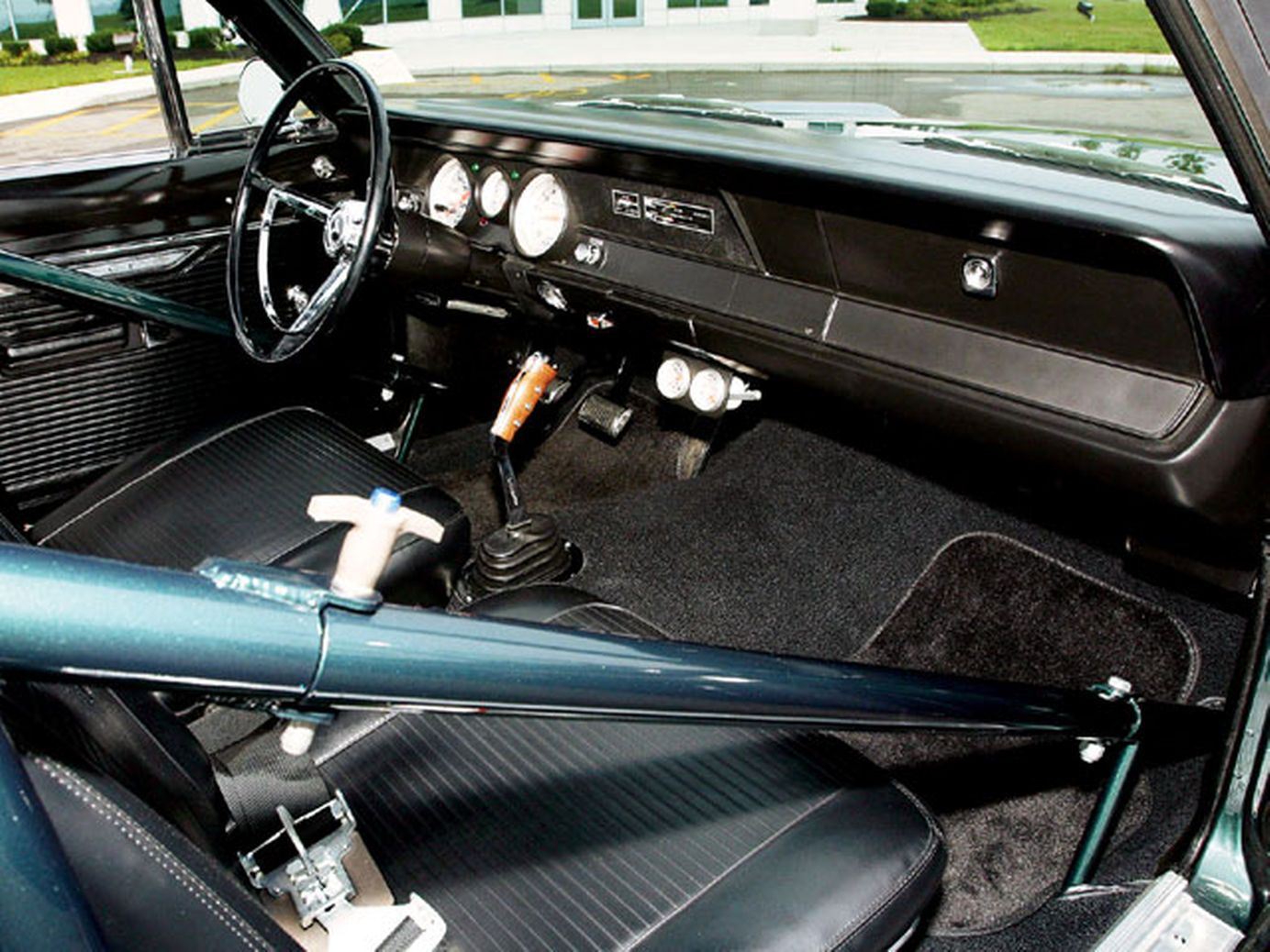 Take a look at this 833 four speed manual transmission 1967 dodge dart gt from