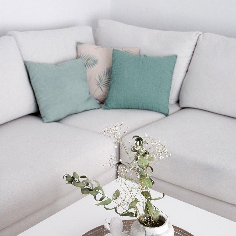 Trevi sofá | Hogares Kenay | Pinterest | Casa playa, Salón y Salon ...