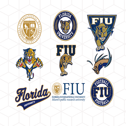 Florida Panthers Logo Svg Panthers Svg Sport Svg Florida University Football Svg Florida Panthers Logo Florida F Florida Football Sports Svg Panther Logo