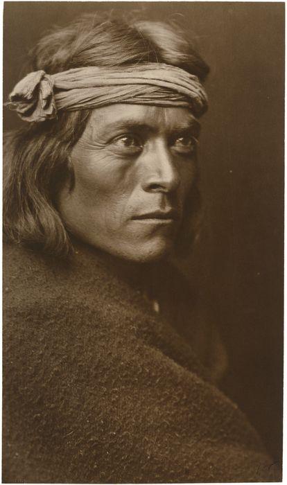 Sat Sa, A:shiwi (Zuni), 1903, Zuni Pueblo, Zuni Reservation, McKinley County, New Mexico