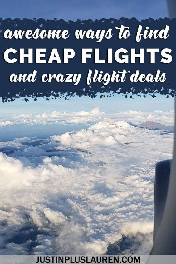 How to Find Cheap Flights and Score the Best Flight Deals to Save Money and Travel Often #Flights #FlightDeals #CheapFlights #Travel #Cheap #Deals #Airline