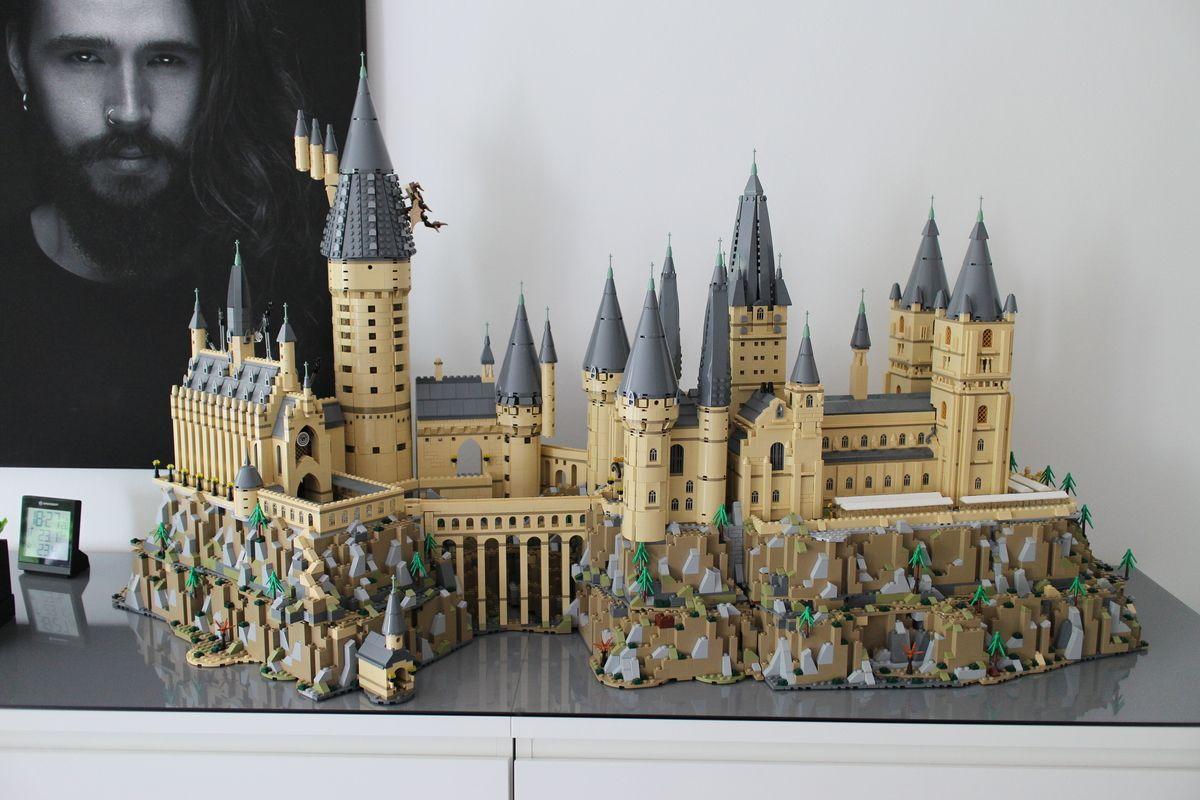 Lego Hogwarts Castle 71043 Erweiterung Harry Potter Steinchenfans De Lego Hogwarts Hogwarts Harry Potter Spielzeuge