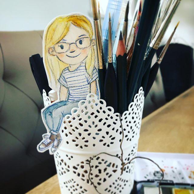 [New] The 10 Best Drawing Ideas Today (with Pictures) -  Mein erstes Papierfräulein nach Anleitung von @frau_annika  Danke für deine wunderbaren Tutorials! Ich werde es jetzt weiter jeden Tag üben  #papierfraeulein #watercolour #illustration #illustrate #minime #frauannika #aquarelle #watercolor #schminckehoradam #schmincke #draw #drawing #instaillustration #art