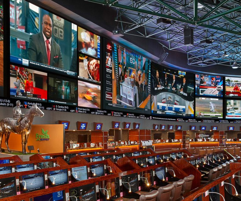 The World's Largest Las Vegas Sports Book Westgate Las
