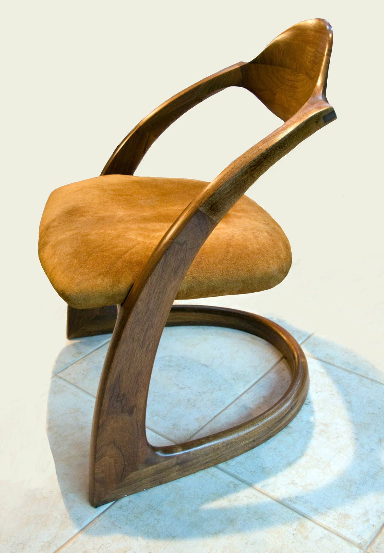 Pair of wendell castle zephyr chairs chairs pinterest modern