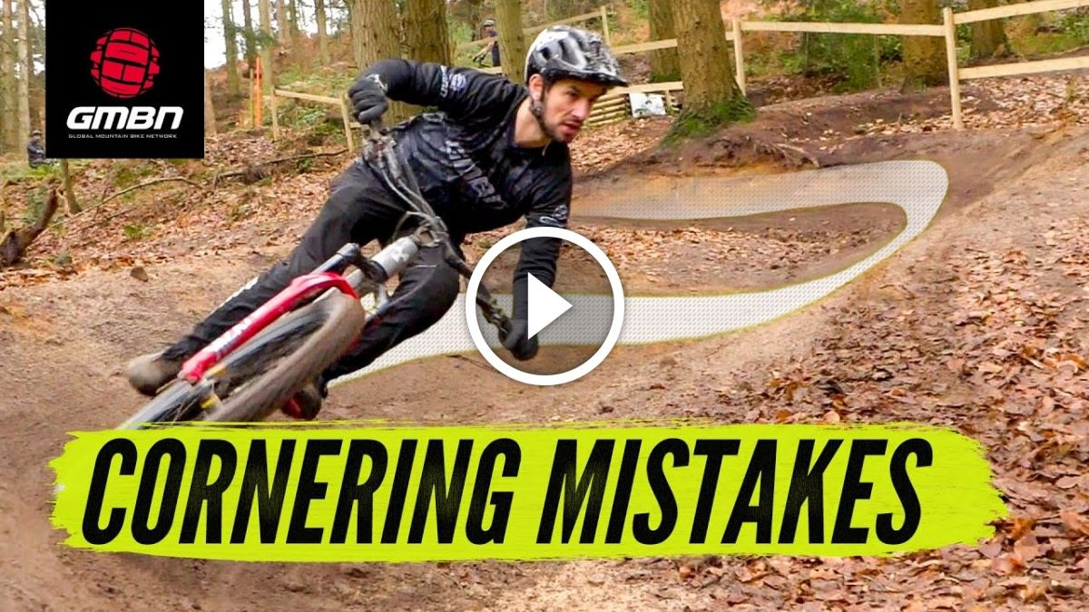 How To Improve Your Mountain Bike Cornering Video Mountain