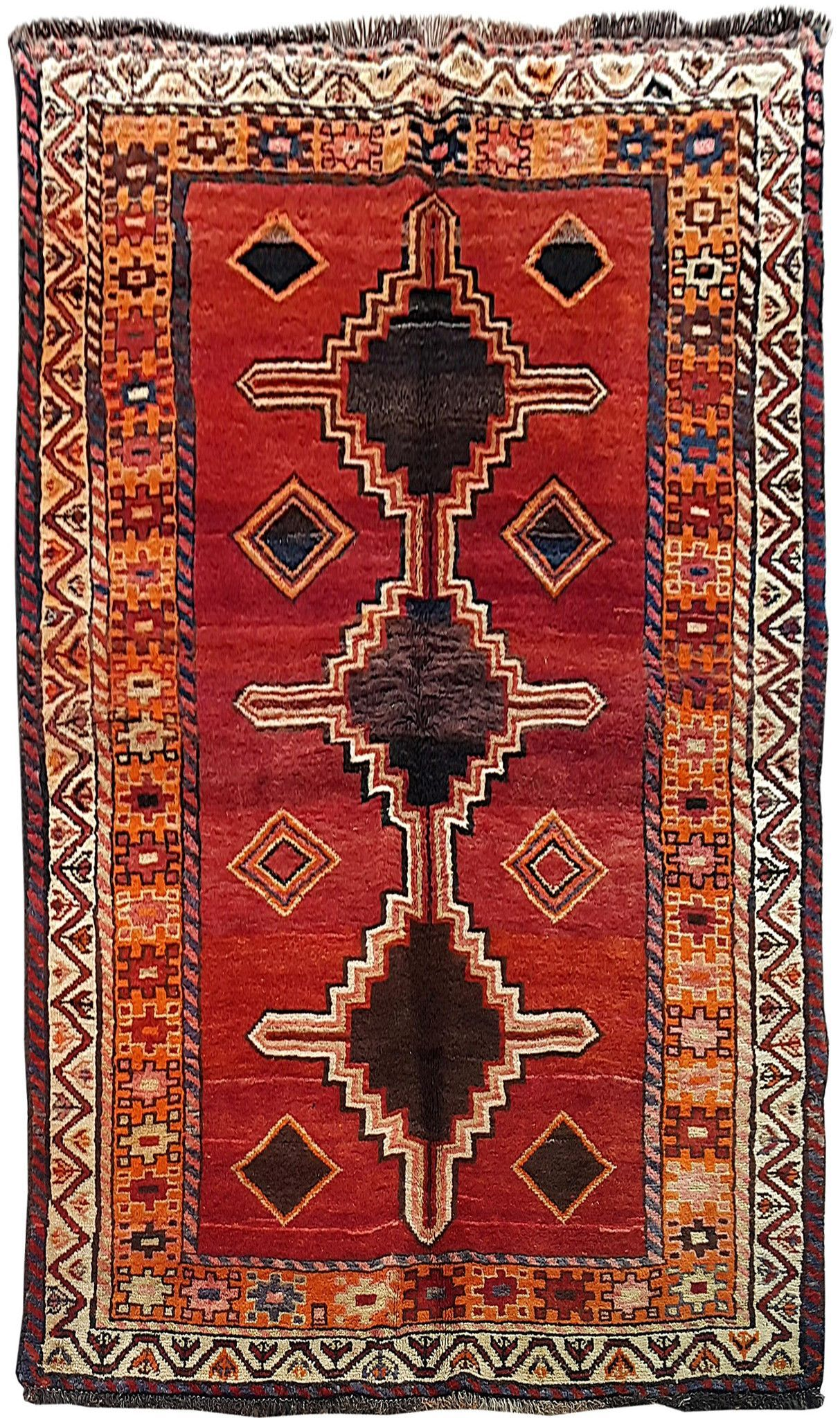 5x8 Shiraz Tied From Memory Low Price Rugs Handmade Persian Carpet Rug