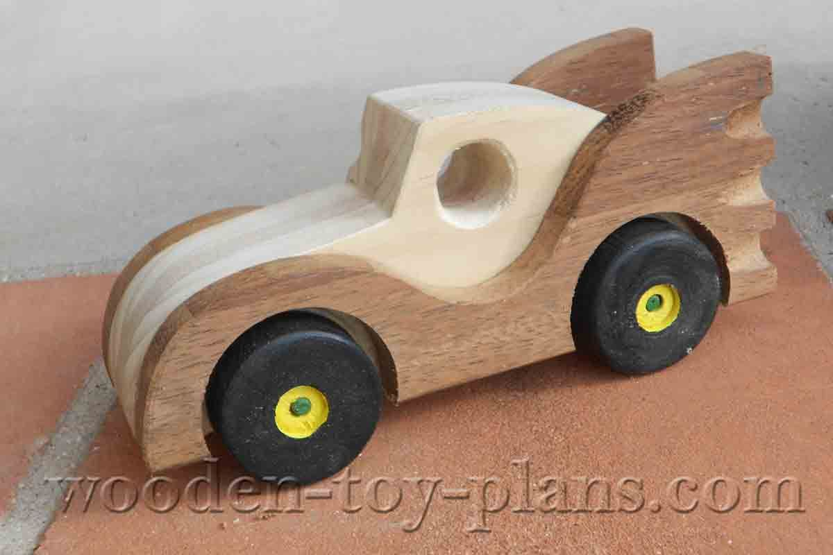 wooden toy car plans fun project free design | toys and