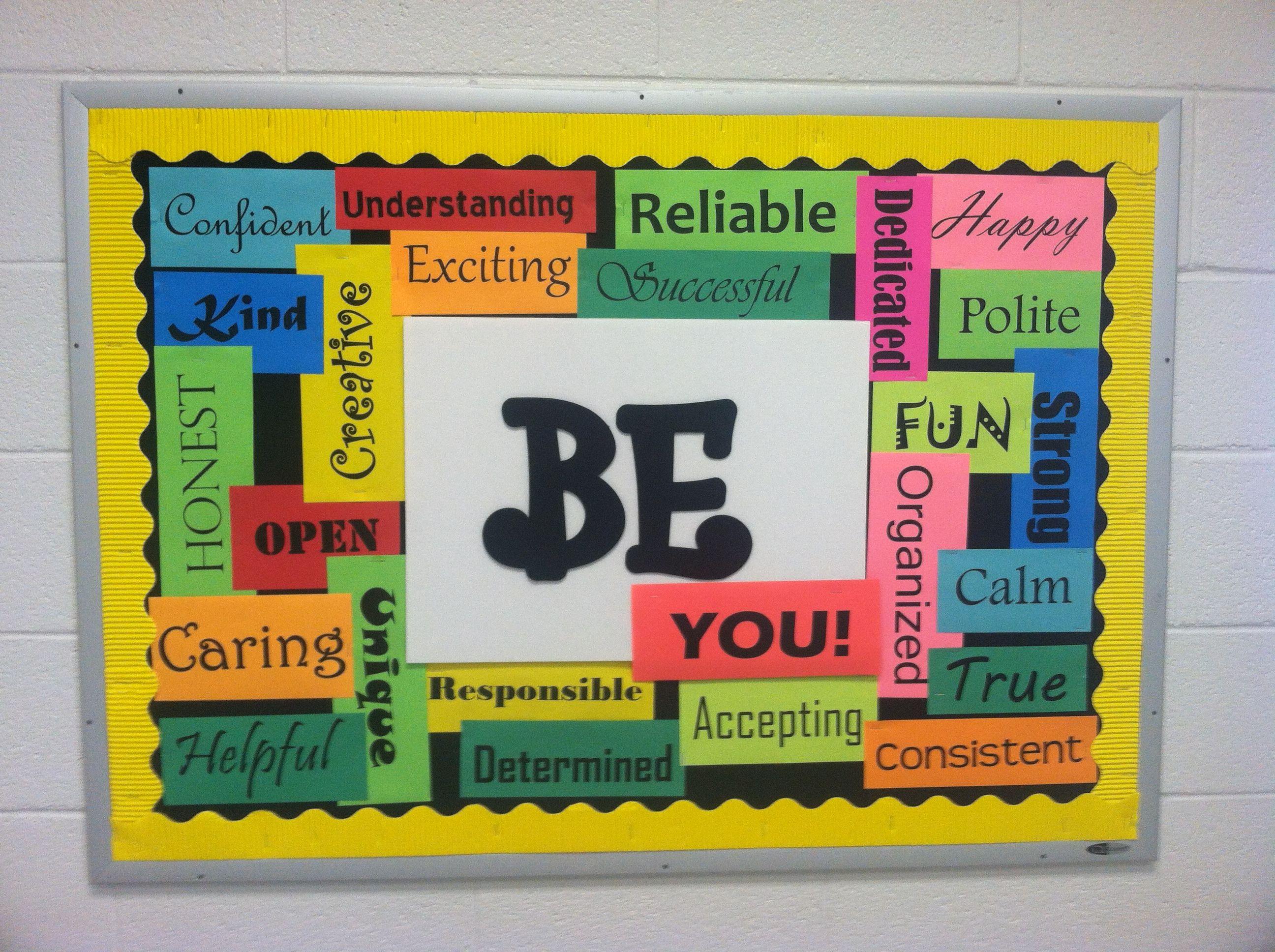 7th Grade Hall Bulletin Board School Welcome Bulletin Boards