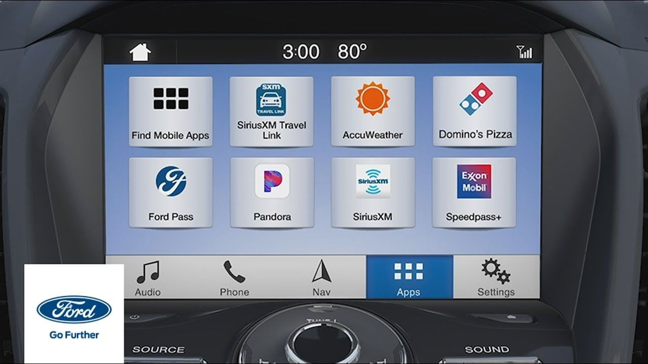 Sync 3 New Features Sync 3 How To Ford Youtube In 2020