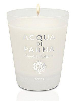 Acqua Di Parma Glass Citrus Candle
