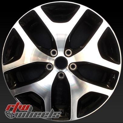 19 Kia Sportage Oem Wheels For Sale 2017 Machined Black Rims 74750 Oem Wheels Concept Cars Concept Car Interior