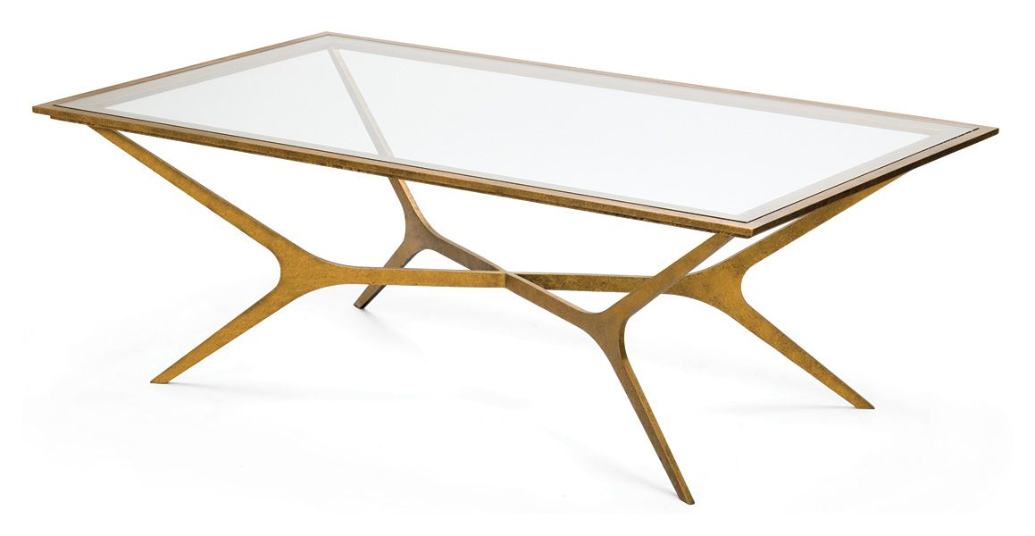 Glass and gold coffee table hondrum coffee table coffee tables furniture decorus furniture Gold metal coffee table