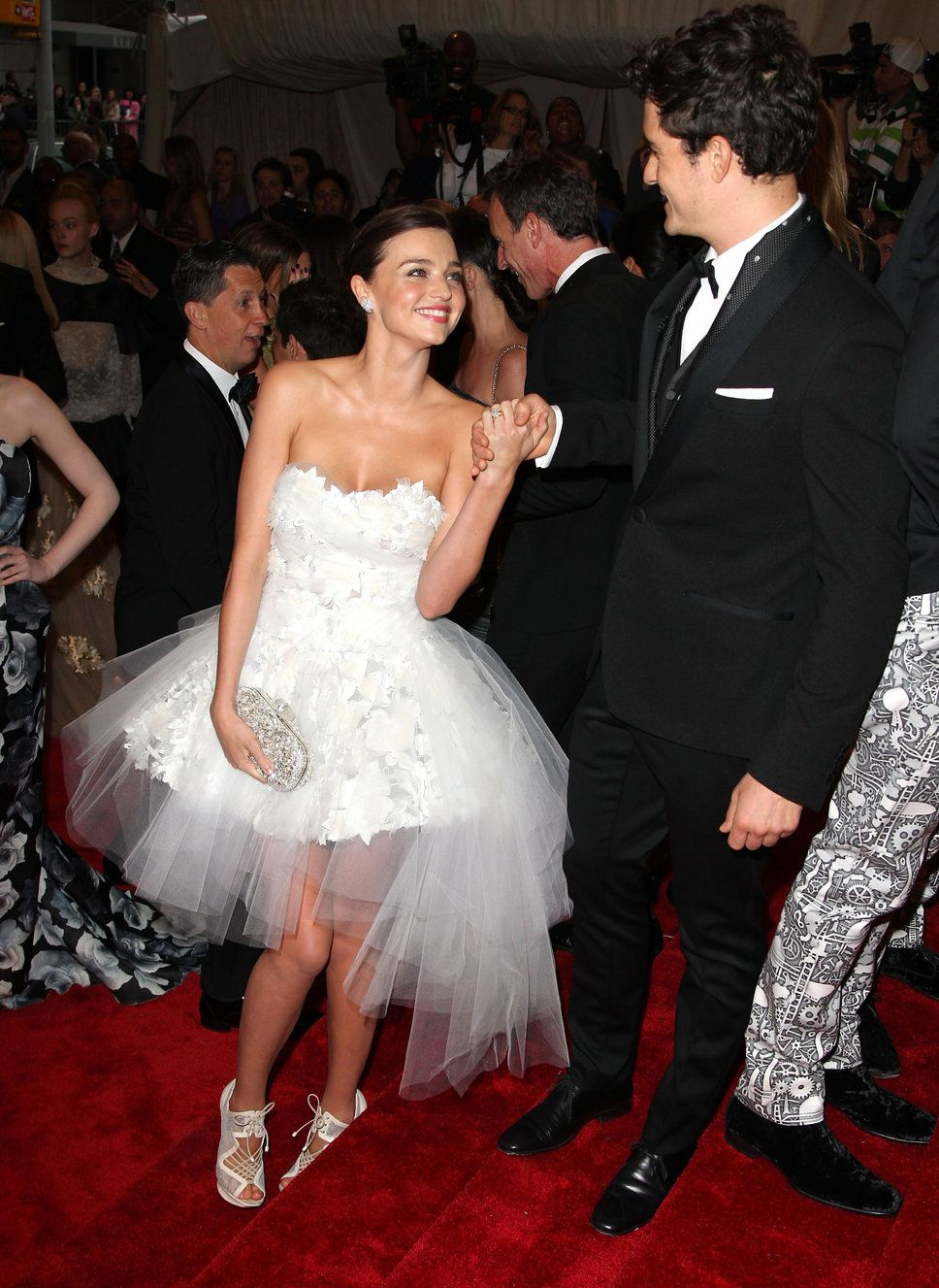 Miranda Kerr S Style Bloomed While She Was With Orlando
