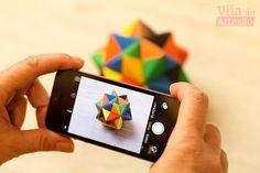 Dicas da Vila do Artesão - Fotografando artesanato com o celular
