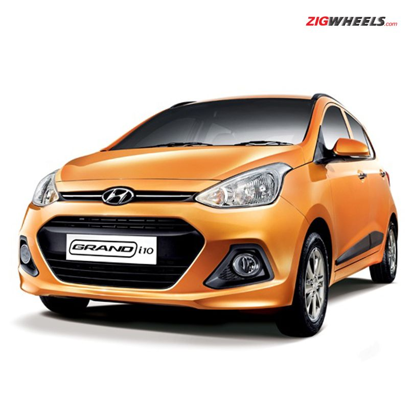 Grand I10 Is Hyundai S Latest Hatchback And It Is Designed With