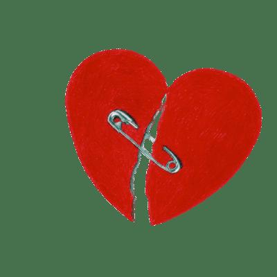 Broken Bleeding Heart Transparent Png Bleeding Heart Broken Heart Symbol Broken Heart