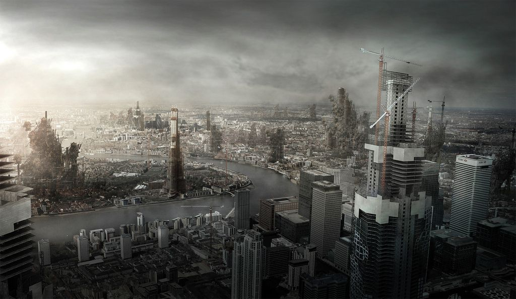 Galería de Visualización en Arquitectura: Megalomania / Jonathan Gales - 21