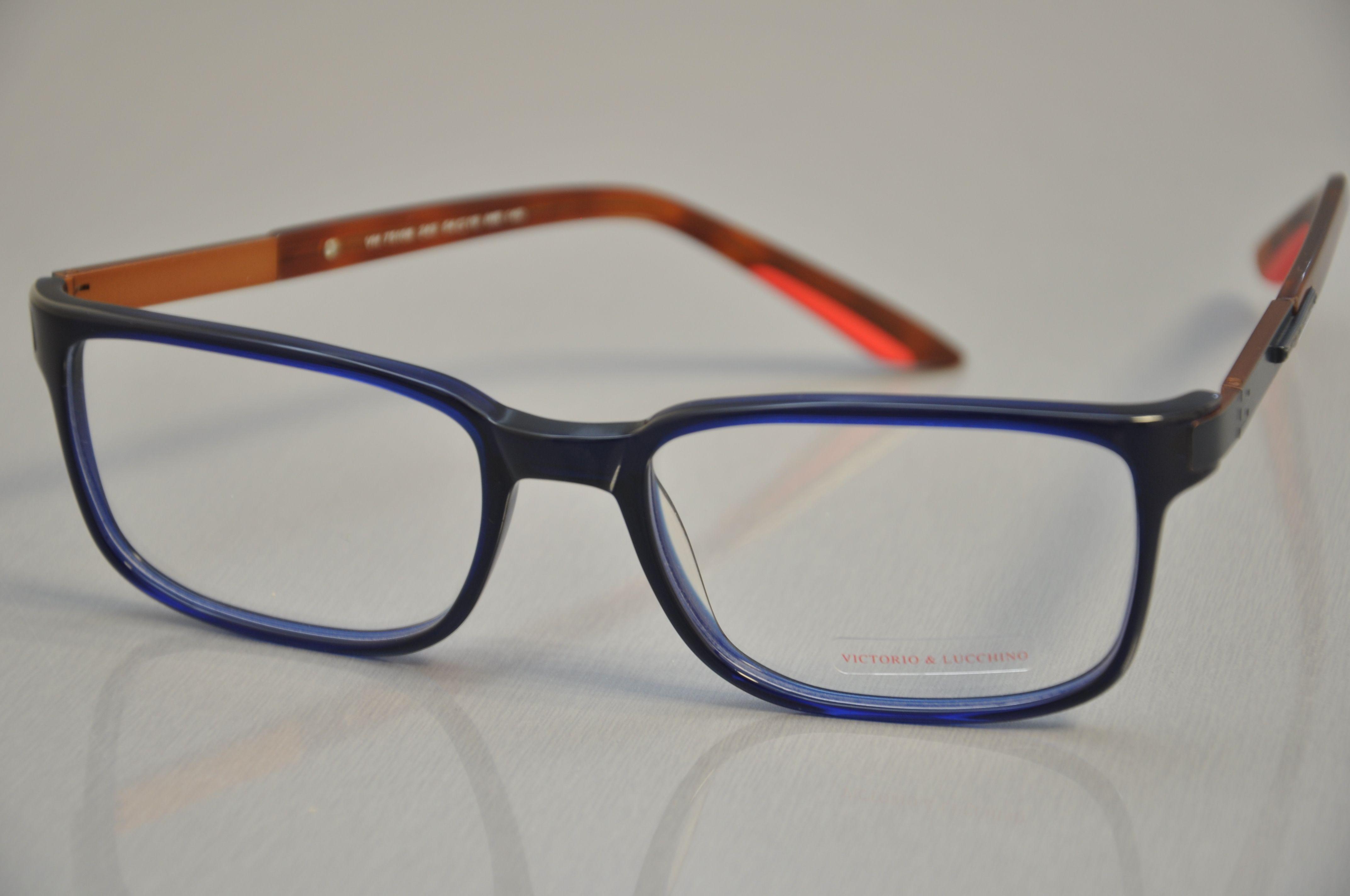 Montura de Victorio & Lucchino | monturas de gafas | Pinterest ...