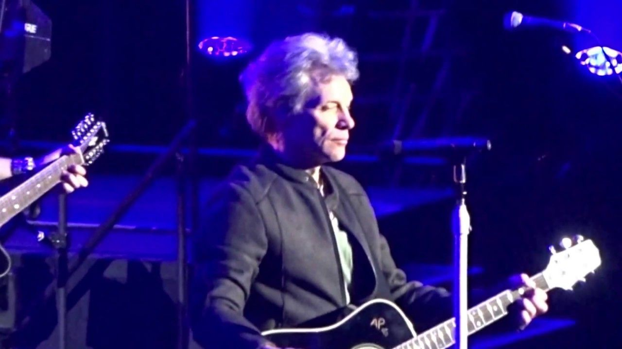Bon Jovi: Viejas Arena San Diego State University, 3/5/17 - Reunion and ...