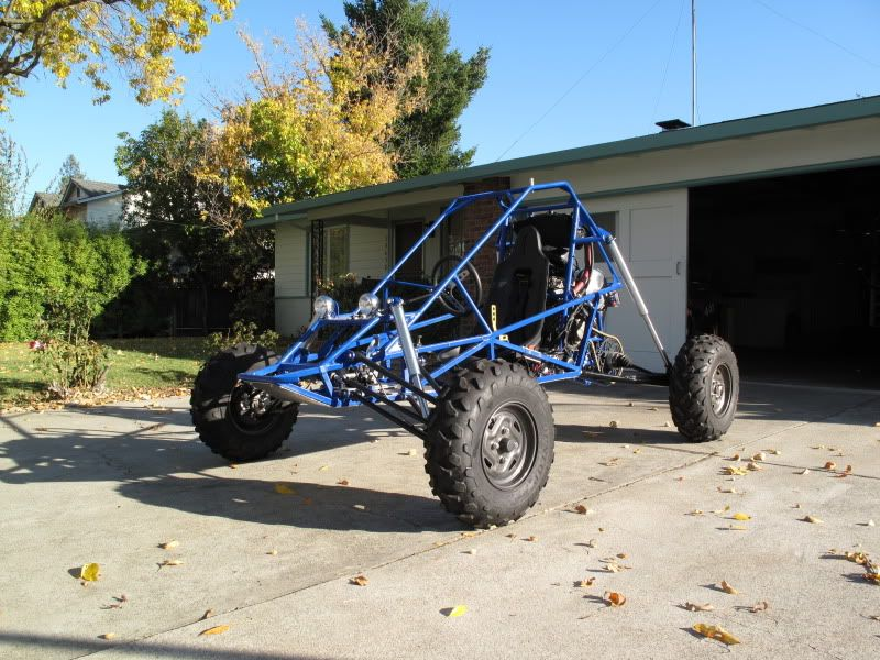 how to build a dirt buggy