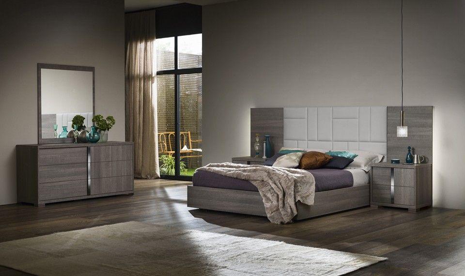 Alf Contemporary Bedroom Set Gaia Contemporary Bedroom Sets