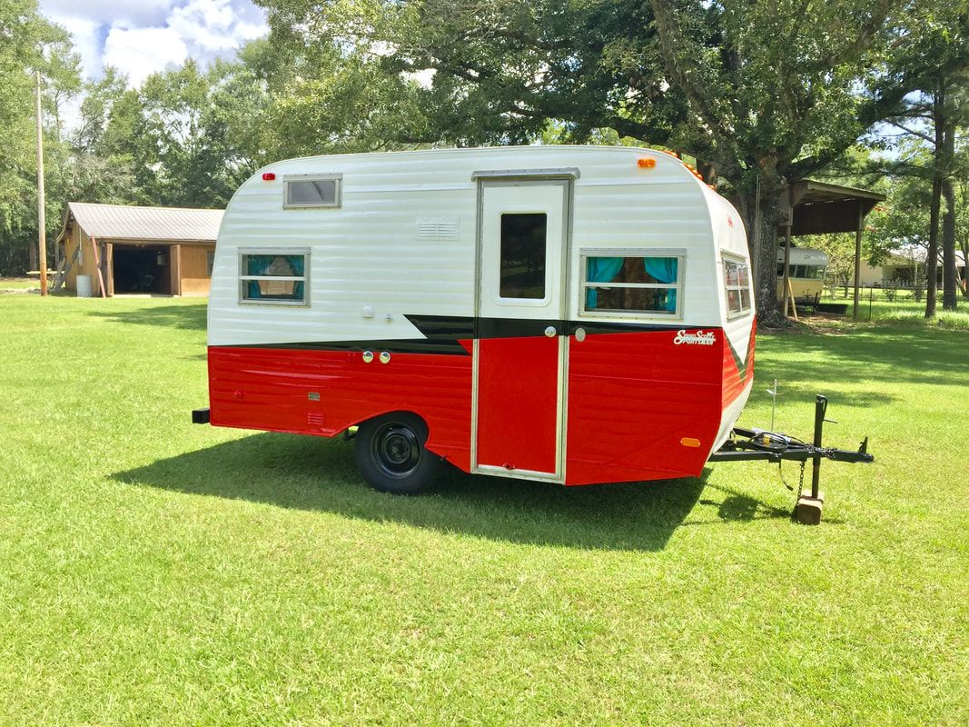 1967 Scotty Sportsman That Has Been Taken Down To The Frame And Restored For Sale In Ms Vintage Camper Camper Trailer For Sale Vintage Trailers
